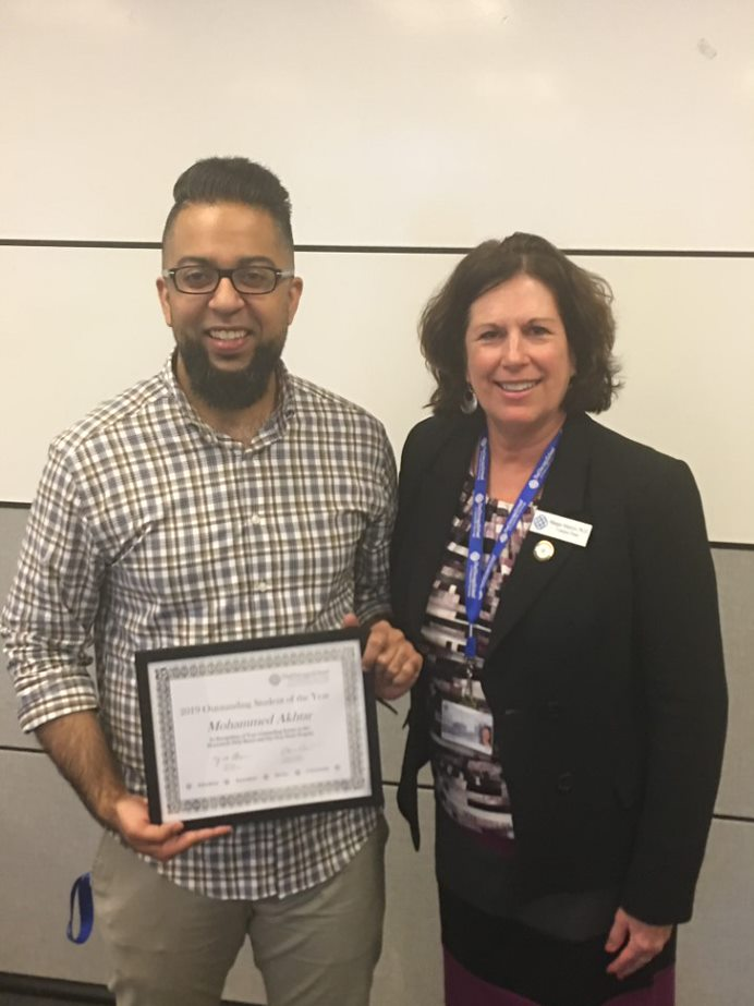 - Outstanding Student Award 2019<br>Mohammed Akhtar - Homework Help Room &amp; Hip Hop Heals at TCB Inc.<br>